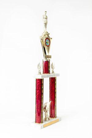 2 Post Jewel Series Trophy