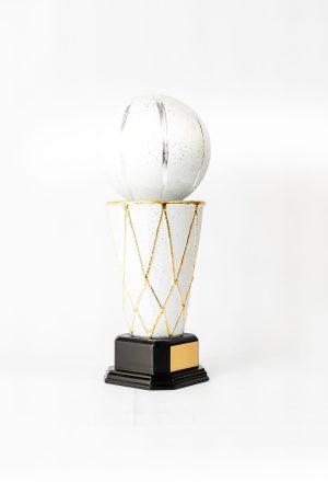 Basketball Ceramic Sports Tower