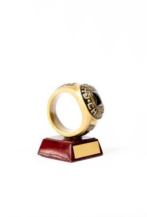 Champion Ring Resin
