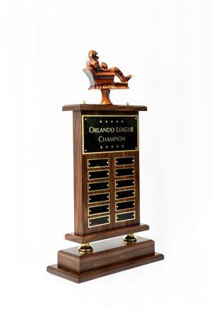Fantasy Football Perpetual Trophy