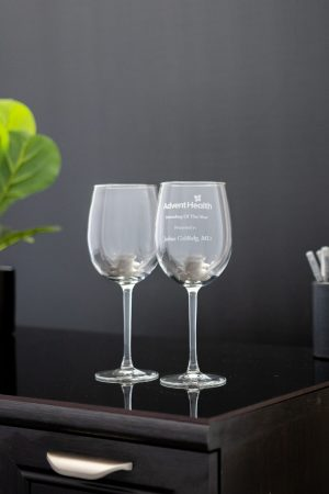 Colossal Wine Glasses Set of 2