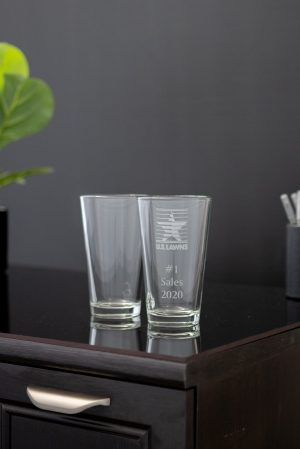 Micro Brew Glasses Set of 2